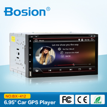 2 DIN Dual Core Android 4.4 Full touch screen with Car DVD Player GPS for Universal DVD Support OBDll