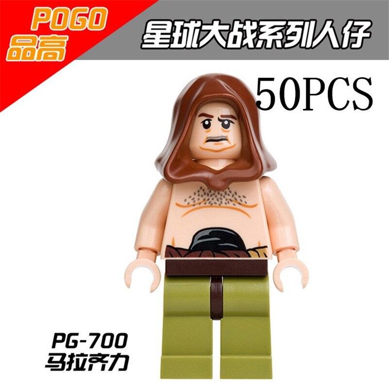Lepin Star Wars Pogo XINH Wholesales PG700 Mara force 50PCS Building Blocks Bricks Toys Action Figures compatible legoe<br>