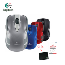 Logitech M545 Wireless Mouse with 75g Black Red Silver Blue for PC Game Bluetooth Remote Support Official Verification Free Gift
