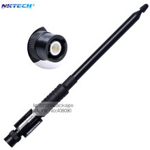 100% Original Nagoya NA-767 BNC 144/430MHz Dual Band Antenna for Kenwood ICOM IC-V8 IC-V80 V82 IC-V85 TK300 TK308 CP500 CB Radio(China)