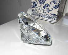 Free shipping crystal wedding gift for guest