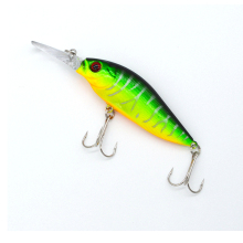 1pcs Laser Minnow Fishing Lure 11cm 13.2g pesca hooks fish wobbler tackle crankbait artificial japan hard bait swimbait