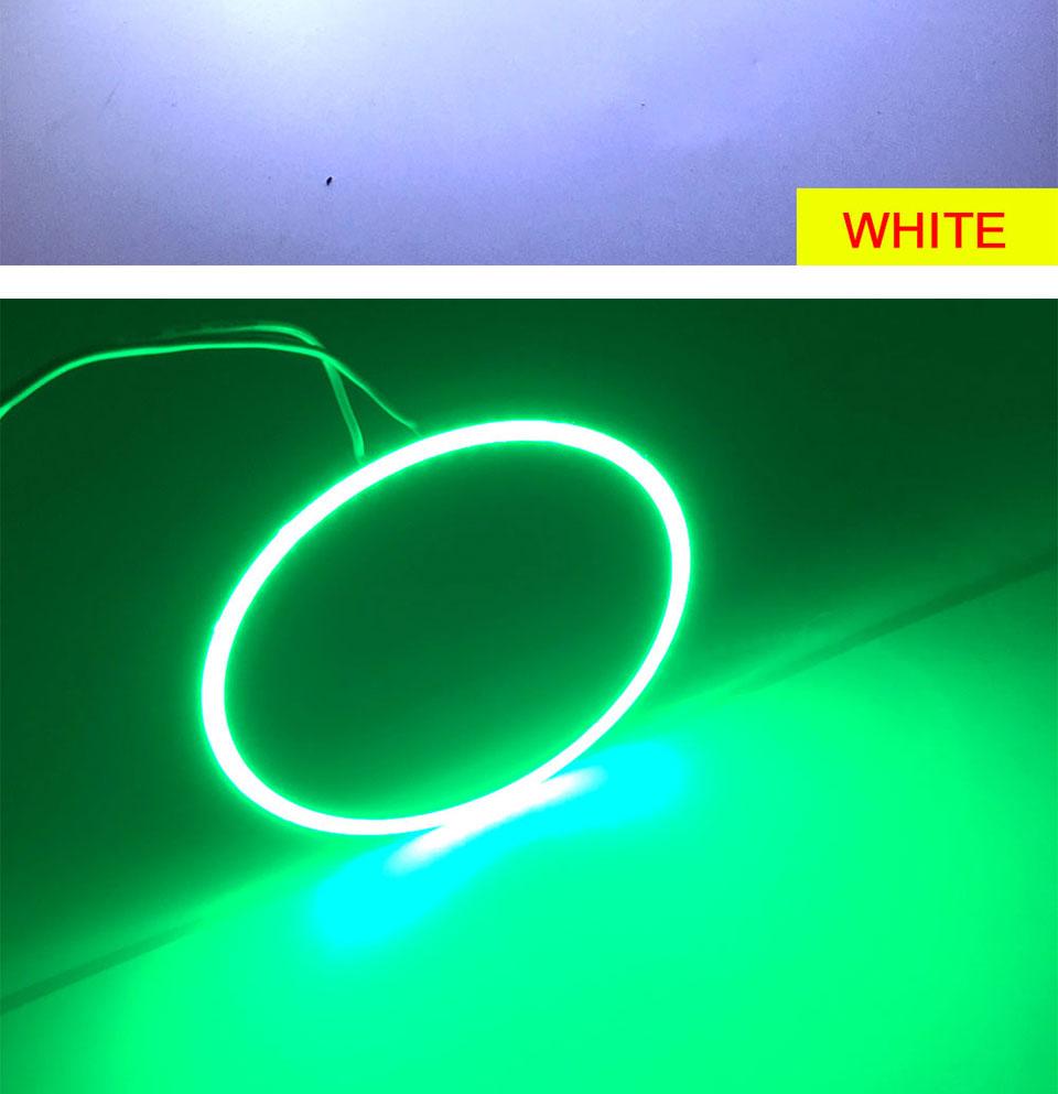 ANGEL EYE COB LED LIGHT ROUND LIGHT BULB FOR CAR LIGHTING (14)