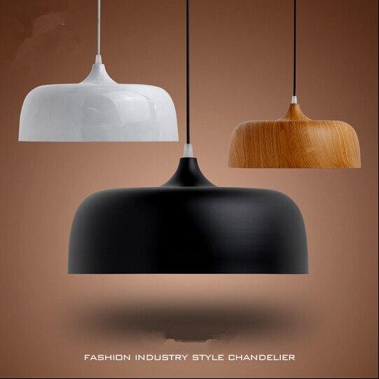 Nordic creative personality lamp shade stylish minimalist modern decorative Restaurant Bar Cafe office factory Pendant lights.<br>