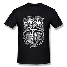 2017 New Rushed Fashion Cotton Tee4u T Shirts Funny O-neck Short International Group Sabbath Paranoid Motion Trails Design Mens(China)