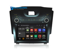 Pure Android 5.1.1 System HD Screen For Chevrolet S10 Trailblazer 2012 Car DVD GPS System Car Stereo System Media Multimedia