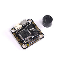 Mini F4 Flight Controller Buil-in PDB 5V 1A with BEC Micro Buzzer Support Betaflight 3.1 DSHOT for RC Racer Drone(China)