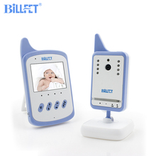 BILLFET Wireless 360 Video Camera 2.4 inch LCD Digital Video Baby Monitor with Camera VOX Baby Phone Monitor Radio Kids Camera