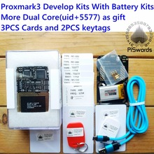 proxmark3 develop suit 3 Kits proxmark NFC RFID reader writer HF LF antenna SDK UID T5577 changeable card copier clone crack(China)