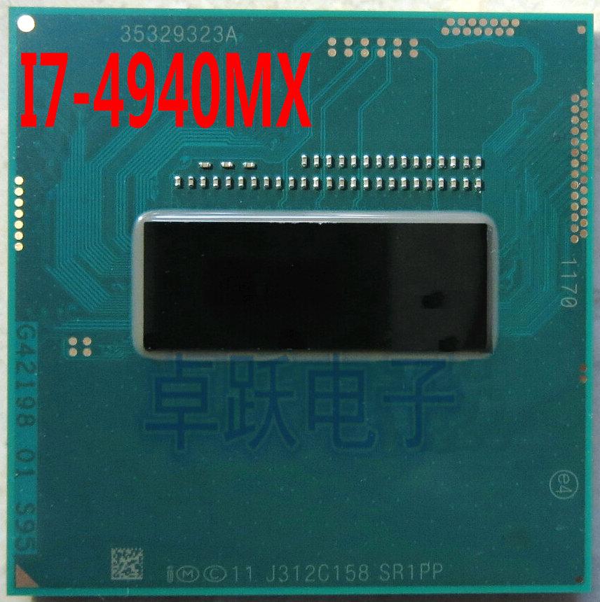 Mobile CPU//Processor SR15H Intel Core i7-4700MQ 2.4GHz 6M PGA946