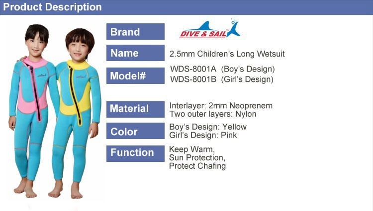 WDS-8001-8-Description-Neoprene-Wetsuit-Children-Kids-Style-Warm-Switsuit-Rash-Guards