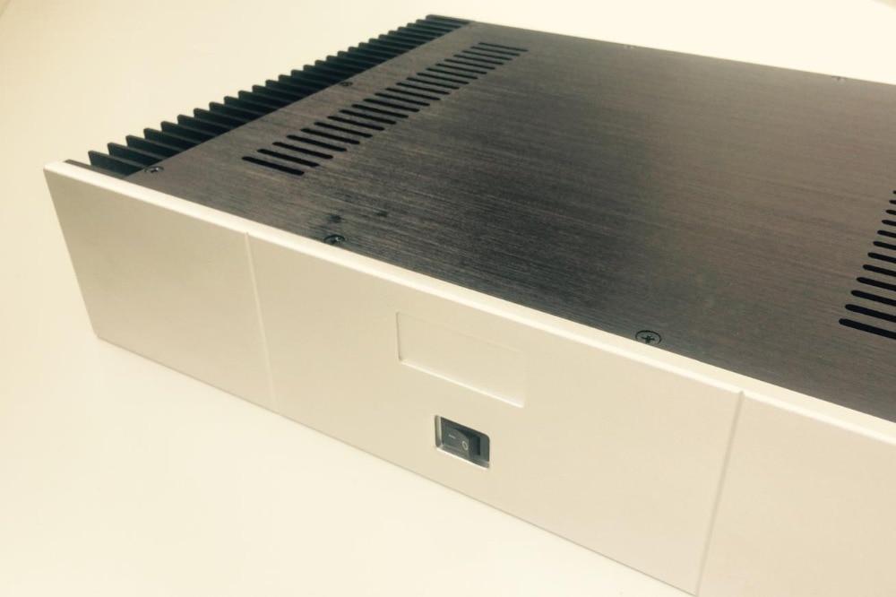 NEW arrive Breeze Audio 4309 All aluminum amplifier enclosure, the structure is simple, efficient cooling Class A amplifier chas<br><br>Aliexpress