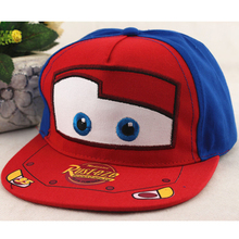 New 52-54cm Kids baseball caps snapback girls boys summer kids cap adjustable children hats cute sun hip hop hat cars pattern