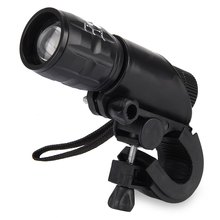 New bicycle light 7 watt 2000 Lumens 3 Mode bicycle Light set CREE Q5 led Bike Front Head Light Torch Lamp with Mounter(China)