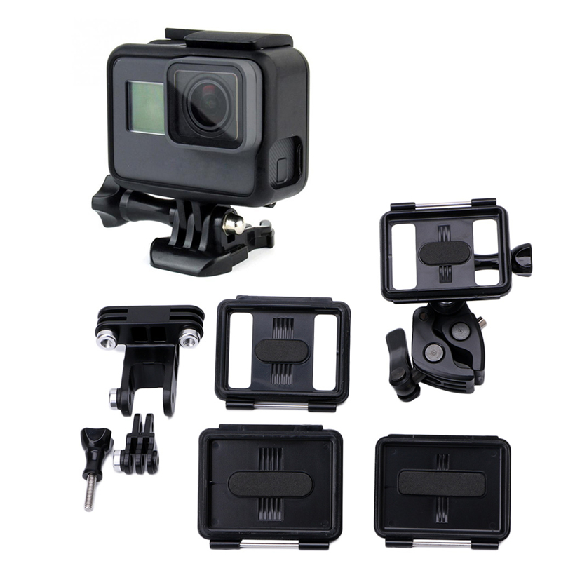OOTDTY New Sports Camera Mount Holder Set Accessories Kit for Hero 2 3 4 5