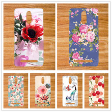 "Buy HomTom HT17 Case Cover High Diy UV Painted Colored Flowers Fruit Soft Tpu Case HomTom HT17 5.5"" Cover Sheer Bags for $1.01 in AliExpress store"