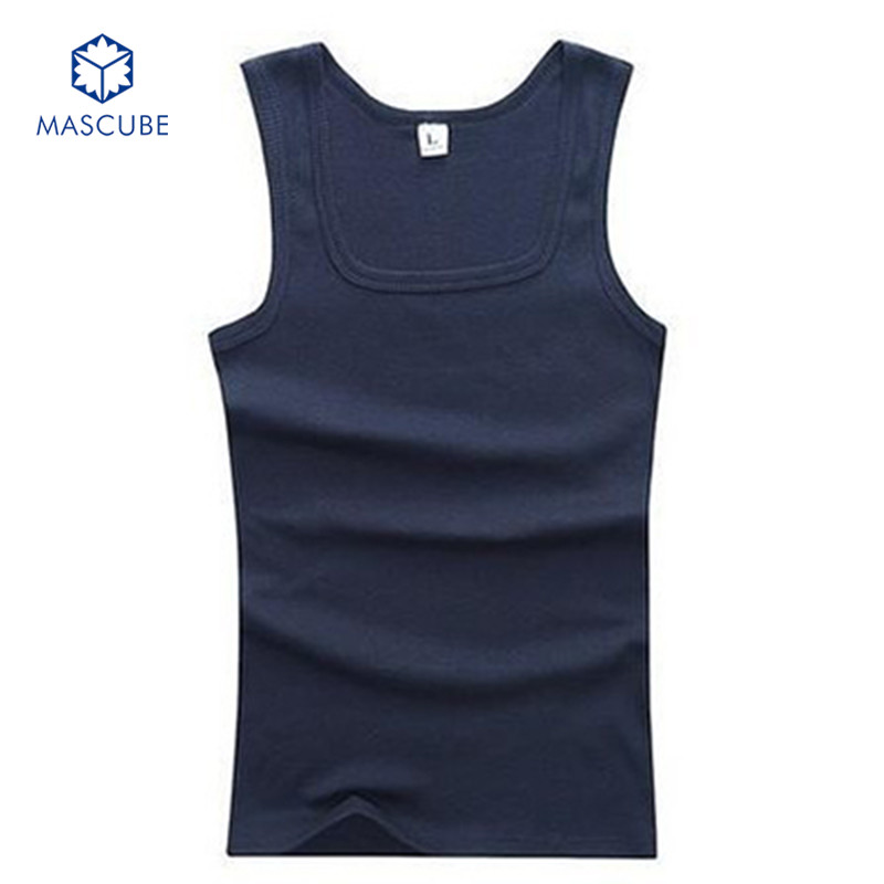Online buy wholesale mens colored tank tops from china for Mens sleeveless denim shirt wholesale