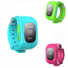 Smart Watch GPS Tracker Watch Anti Lost SOS Smart Mobile Phone Wristband for Kid
