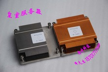 Original FOR DELL  heatsink 1366-pin x58 C1100 Server radiator