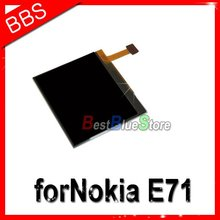 20pcs/lot for Nokia E71 lcd display free shipping