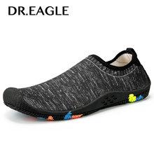 Dr. águia Chinelos meias praia sapatos das sapatilhas dos homens sapatas do  esporte de água de banho de natação mergulho surf ve. c97fe5f8a46cc