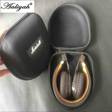 Aaliyah 1Pc Hold Case Storage Carrying Hard Box Case for Headphones Earphone Earbud Memory Card Case of Marshall Major Headphone