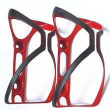 Buy 2016 new arrivel Ultralight Black Race Lite Full Carbon Fiber Water Bottle Cage Holder MTB Mountain Bike Bicycle bottle cages for $12.59 in AliExpress store