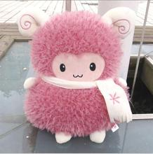 35cm NEW Cute Sheep Lamb Plush Toys Doll For Girl Children's Baby Birthday Holiday Gift Send Kids Lovely Soft kid Toy