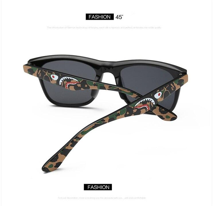 Fashion Kids Sunglasses lovely Sunglasses Mosaic Boys Girls Pixel Eyewares With Case Children Gift (16)