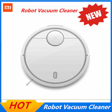 3 years warranty! Original Xiaomi Mi Robotic Vacuum Cleaner Room for home ,wifi and APP, household vacuum cleaning machine(China)