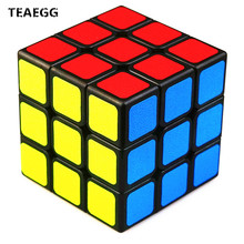 Professional Rubiks Cube Speed Puzzle Cube 3x3x3 Educational Learning Puzzle Cube Toy Cubo Magico(China)