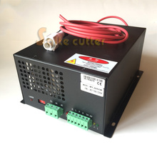 New MYJG-60W 220V/110V 60W CO2 Laser Power Supply PSU Equipment 4 DIY Engraver Engraving Cutting Laser Cutter Machine