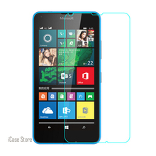 9H Tempered Glass Screen Protector For Nokia Lumia 430 Verre Protective Toughened Film For Nokia N430 Temper Protection Trempe