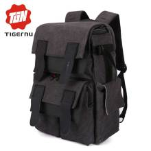 Tigernu Fashion Men Camera Video summer  Photography Camera Bag Business Casual Laptop Computer Notebook Backpack
