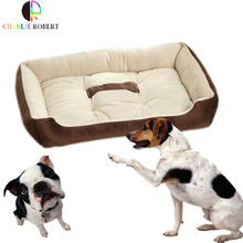 Suit For 0~30kg Pets  6 Size Soft Home Pet Sofa Dog Bed  Home Pet Bed  for Large Dogs Cats Puppy  Bed Mats Blanket Basket