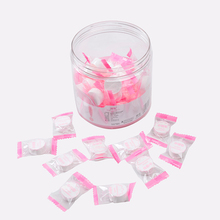 1pack (40pcs ) Skin Care DIY Facial Face Compressed Mask Paper Tablet packed with box  (B379)