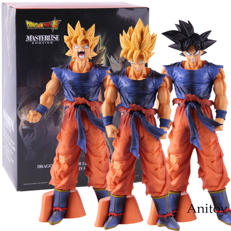 "Dragon Ball Collection Son Goku//Gokou Action Figure 4.8/"" Model Toy Gift in Box"