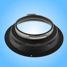 144mm Dia. Mounting Flange Speedring Adapter Mount for Broncolor Pulso / Compuls (A) Studio Flash Strobe Light
