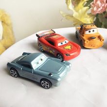 Diecasts vehicles Students plastic cars toy anime stalls selling Mini Pull Back children's toys christmas car model