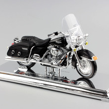 1:18 scale Harley 2001 FLHRCI FLHRC Road King Classic Touring diecast motorcycle Cruiser sport styling auto motorbike cars toys