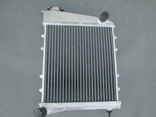 For AUSTIN ROVER MINI COOPER & MORRIS 1967-1991 ALUMINUM ALLOY RADIATOR NEW(China)