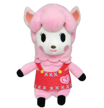 Animal Crossing New Leaf: Lisa/Reese 23cm Plush Toys(China)