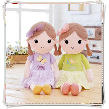 Rag doll kawaii kids toys ty plush animals spongebob soft toys for bouquets baby toys birthday gifts  mamas papas doll