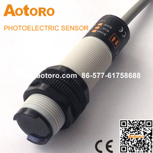 photoelectric sensor ER18-DS30C1 e3f switch electric photocell china manufacturer