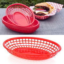 12pcs Food Serving Baskets + 24 Greaseproof Sheets paper for Sandwich Hot Dog Cake Hamburger Fast Food Restaurant Hotel supplies
