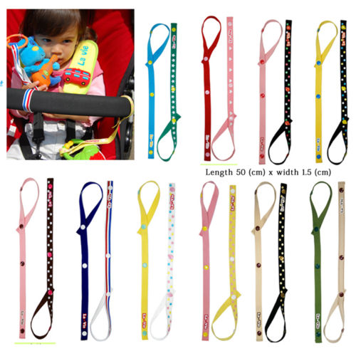 Child-Safety-Seats-Toys-Fixed-Toys-Stroller-Toys-Pacifier-Chain-Tether-Strap