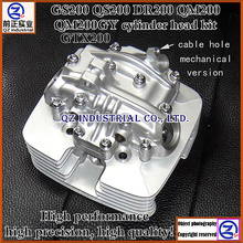 New and original quality mechanical for SUZUKI QINGQI motorcycle engine parts GS200 QS200 DR200 GXT200 QM200GY cylinder head kit