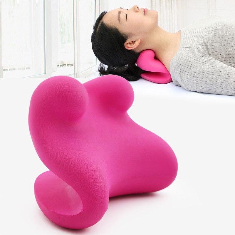 100% polyurethane Neck pillow U-pillow,Massage pillow,Cervical pillow<br>