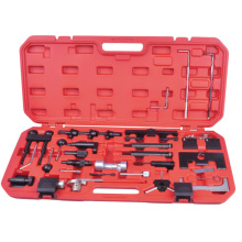 Petrol Diesel Engine Repair Tool Of Engine Timing Tool Kit For VW Audi A4 A6 A8 A11(China)