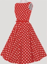 party wear dresses online clothes shopping bridal shower bohemian uk designs oasis cotton red white polka dots
